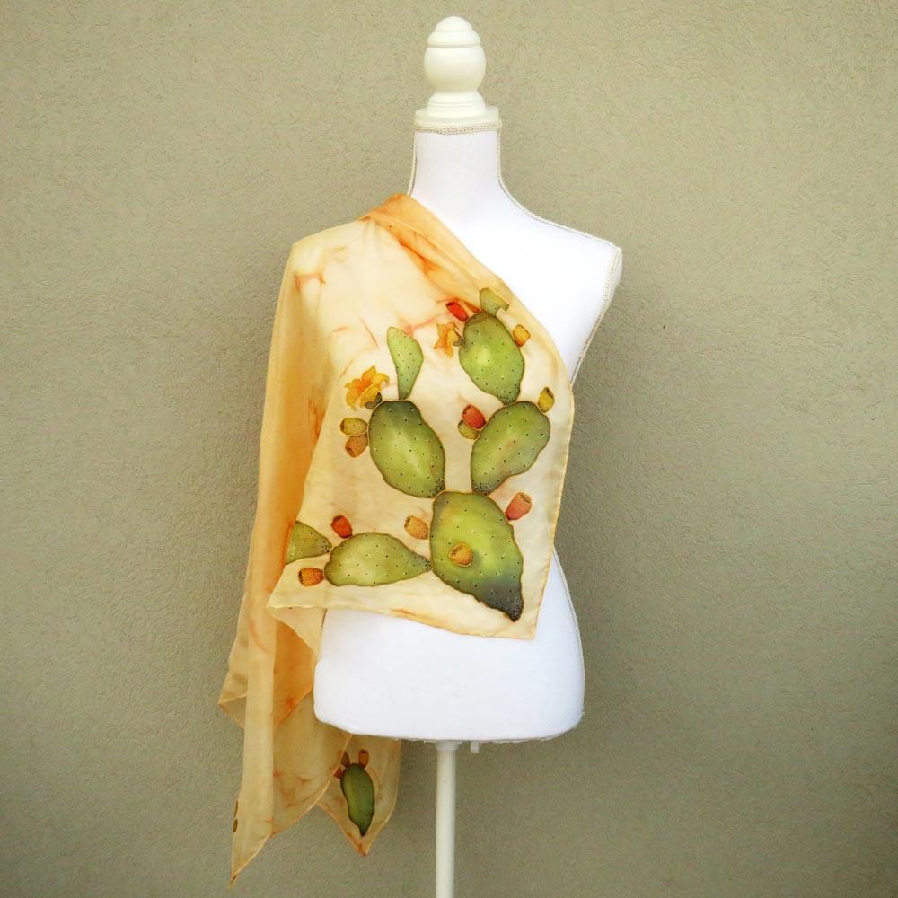 foulard-fichi-d-india-giallo