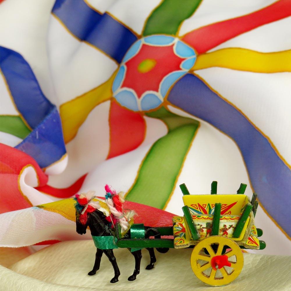 sciarpa-ruota-carretto-siciliano